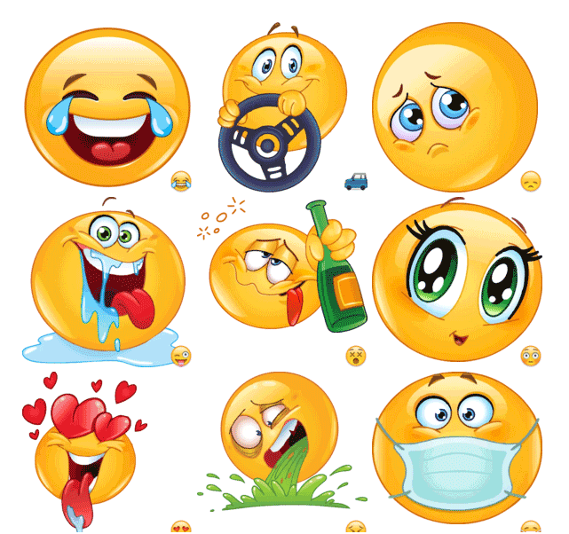 Best-emoticons