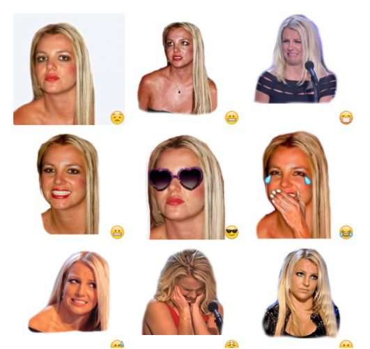 Britney Reactions