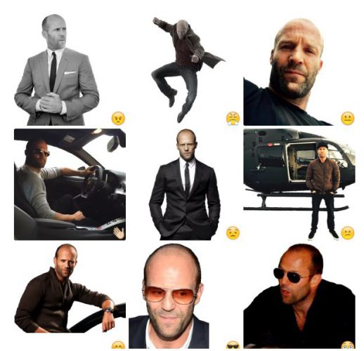 Jason Statham (By @Heitbs)