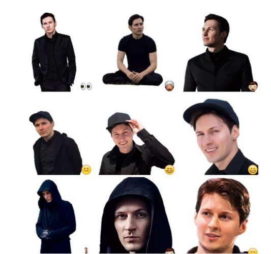 Pavel Durov ( from vk.com paveldurov_etc )