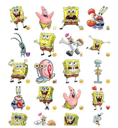 Rating: spongebob telegram channel