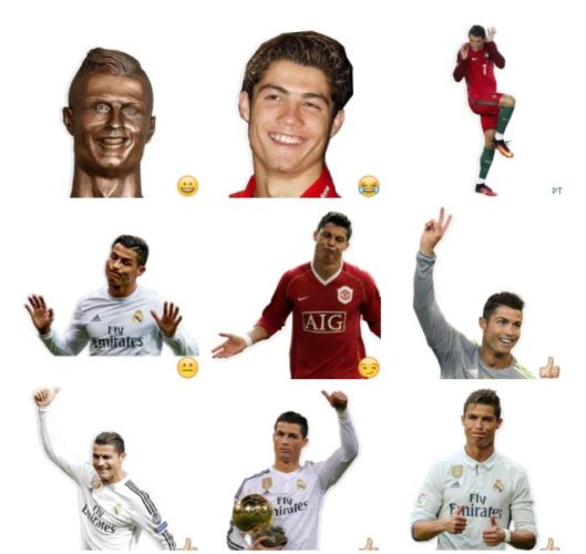 Cristiano Ronaldo CR7 Penaldo