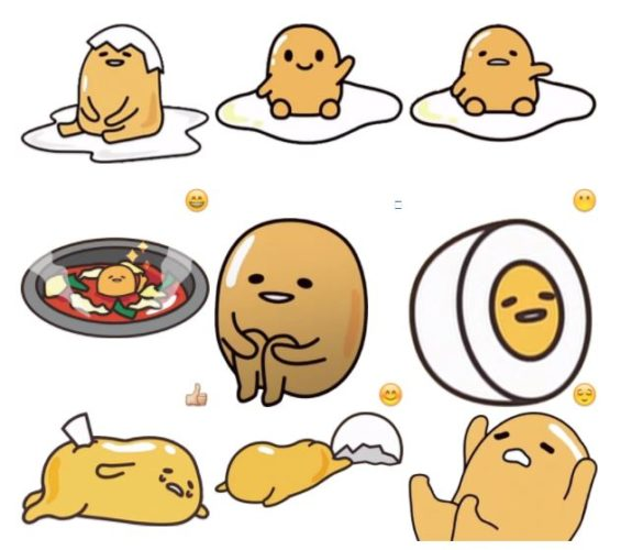 Ultimate Gudetama Pack