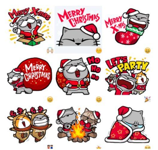 Meow ! Merry Christmas & Happy New Year @tikelku